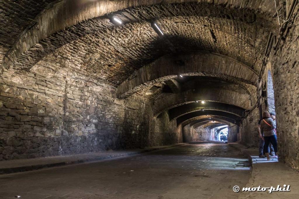 Underground Tunnel of Guanajuato